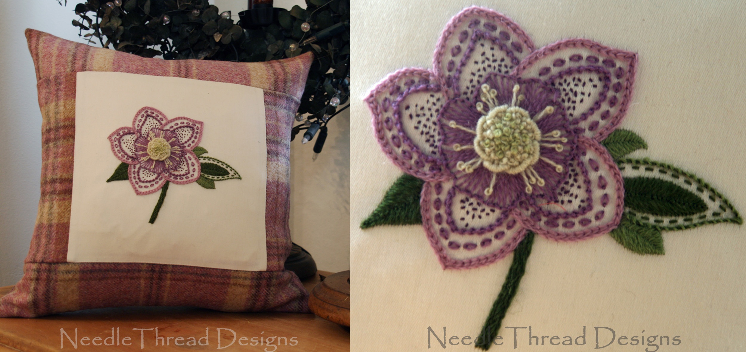 crewel embroidery stitches instructions